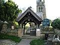 All Saints Church, Clive, Lychgate - geograph.org.uk - 591020.jpg