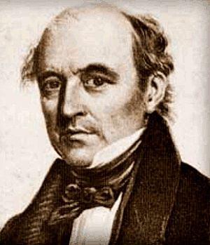 Allan Cunningham (botanist) - Portrait of Allan Cunningham