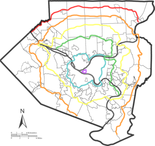 Allegheny County belt system