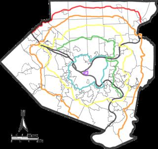 Allegheny County belt system Allegheny County belt system
