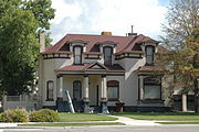 Allen House Coalville Utah