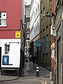 Alley near Denmark Street, WC2 - geograph.org.uk - 1294032.jpg