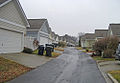 Alley with utility setbacks Birkdale village (5489317522).jpg