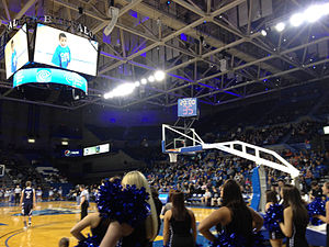 Alumni Arena (University at Buffalo) - Image: Alumni Arena UB