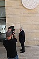 Ambassador Friedman interviews to Ch10 and Ch 2 (40496298820).jpg