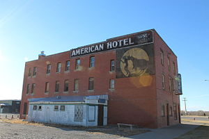 Fort Macleod - The American Hotel