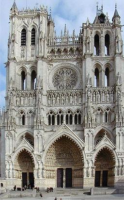 Katedralens vestfacade