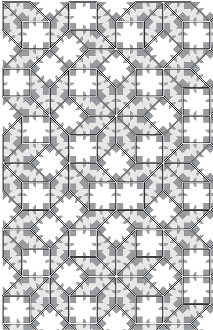 Local Rules and Global Order, or Aperiodic Tilings