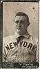 Amos Rusie, New York Giants, baseball card portrait LCCN2007683708.jpg