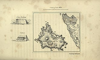 "Xiamen - ""Amoy"" and ""Kolang-soo"" in 1844"