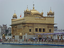 Amritsar Sikh Golden Temple.JPG