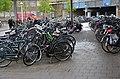 Amsterdam Muiderpoort bicycle park.JPG