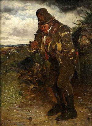 Erskine Nicol - An Irish Countryman by Erskine Nicol