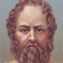 Anaximenes of Miletus Painting