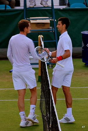 Djokovic Murray Rivalry Wikipedia