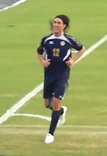 Ángel Guirado football player from the Philippines