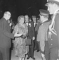 Anglo-Nederlandse taptoe in de RAI in het kader van de Britse Week koningin Jul…, Bestanddeelnr 917-7943.jpg