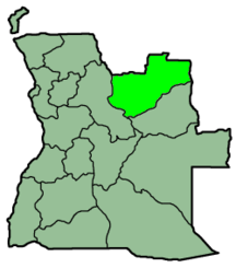 Provincia di Lunda Nord