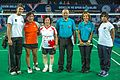 Ankara - BWF World Senior Badminton Championships - WS 60 - Siew Har def Jesse Magda Havelaar (NETH) 13-21-21-19-21-15 (11078109366).jpg