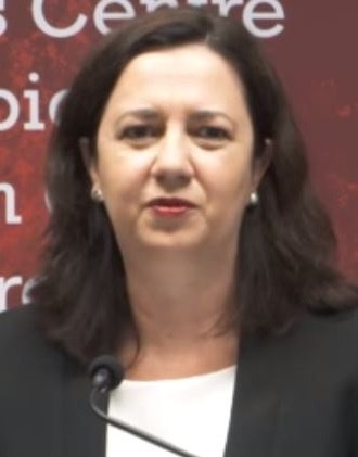 Premiers of the Australian states - Image: Annastacia Palaszczuk May 2016