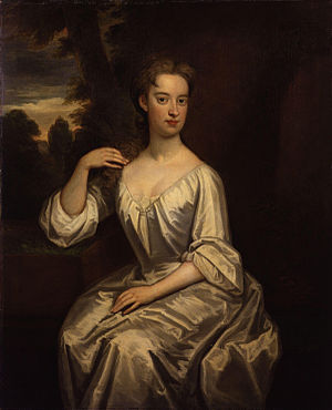 Anne Spencer, Countess of Sunderland (1683–1716) - The Countess of Sunderland, by Sir Godfrey Kneller, c.1710