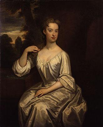 Anne Spencer, Countess of Sunderland (1683–1716) - The Countess of Sunderland, by Sir Godfrey Kneller, c. 1710