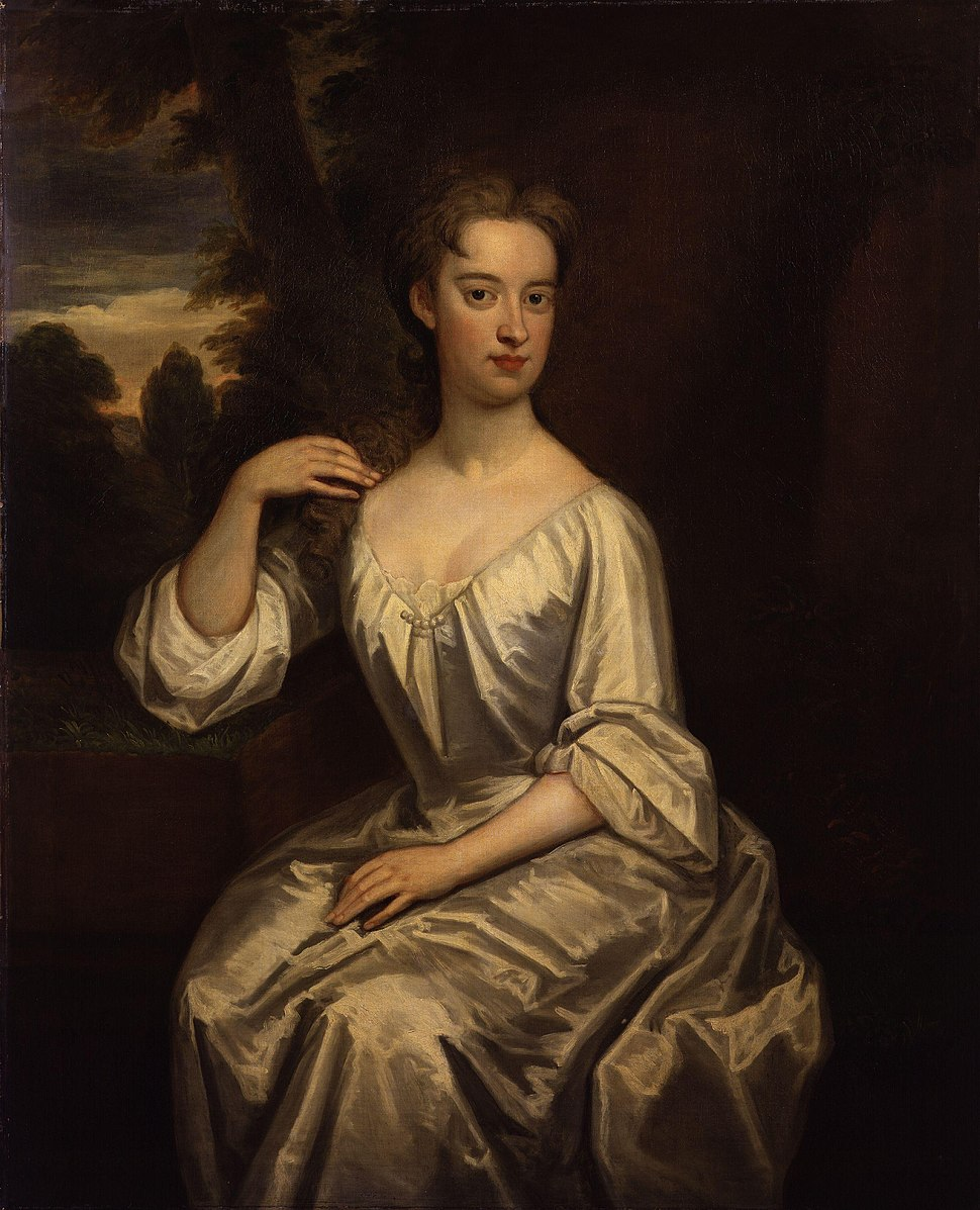 Anne Churchill, Countess of Sunderland by Sir Godfrey Kneller, Bt