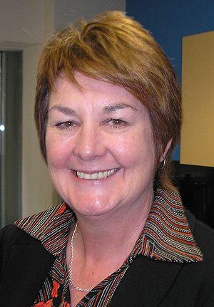 Anne McEwen (politician) - Image: Anne Mc Ewen Portrait 2008