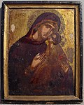Anonymous - Icon with the Virgin and Child - 1954.1359 - Art Institute of Chicago.jpg