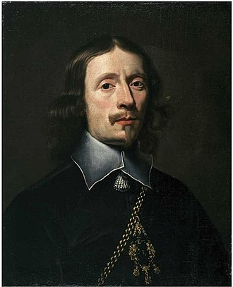 Anselm van Hulle - Portrait of Doctor August Carpzow