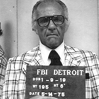 Anthony Giacalone American criminal