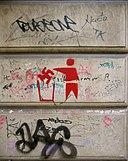 Antifascist Graffiti Sarajevo 2009