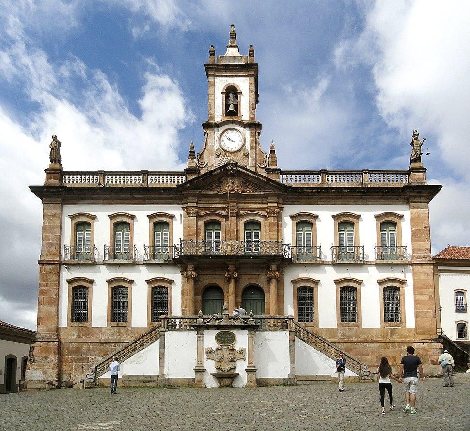 Antiga Casa da Câmara e Cadeia - Museu da Inconfidência - Ouro Preto