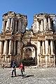 Antigua guatemala ruins 2009.JPG