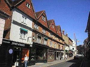Malone v United Kingdom - Antique shops in Dorking