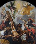 Anton Sallaert (attr) - Crucifixion of St Peter.jpg