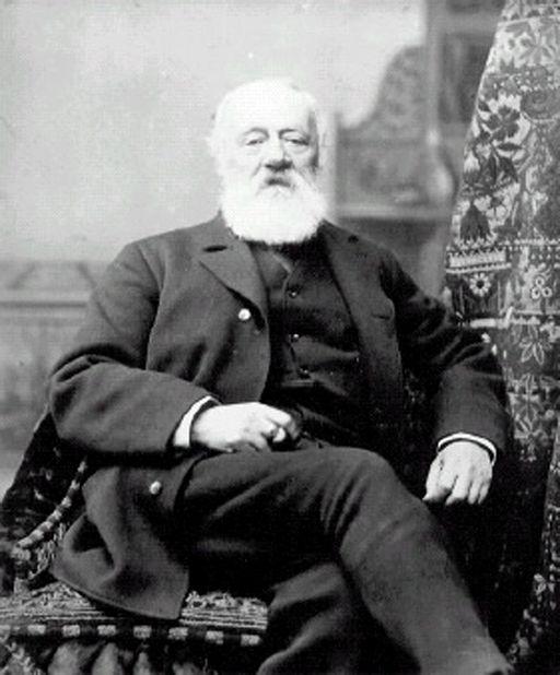 Antonio Meucci (1808 - 1889)