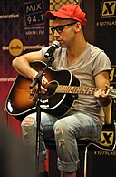 Antonoff at Radio Station.jpg