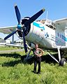 Antonov An-2 SP-AOB, Tomasz Jackiewicz, Gliwice 2017.05.28 (02).jpg