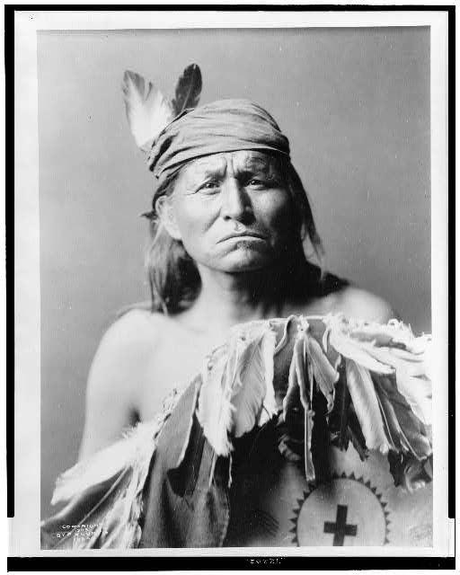 Apache man 1903