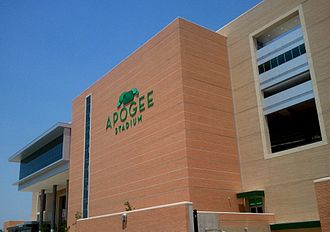 Apogee Stadium - Image: Apogee Stadium front