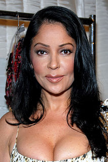 Apollonia Kotero American singer, actress, former model and talent manager