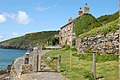 Approach to Quay Cottage, Port Quin - geograph.org.uk - 1290799.jpg