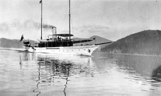 <i>Aquilo</i> (steam yacht) steam yacht which was built in Boston in 1901