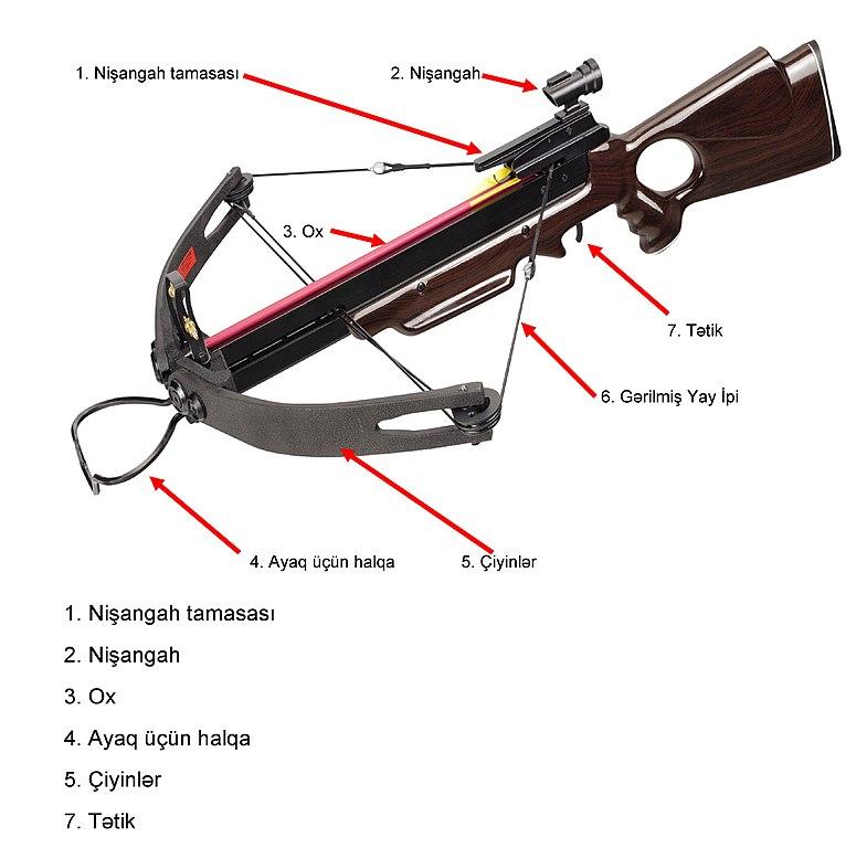 Crossbows Market