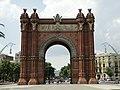 Arco de Triunfo de Barcelona - panoramio (2).jpg