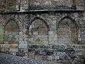 Arcs gòtics a l'exterior de la catedral de Sogorb.JPG
