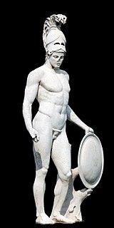Ancient Greek god of war