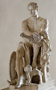 Image result for Ares statue