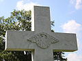 Argonne Cross - top closeup - Arlington National Cemetery - 2011.JPG